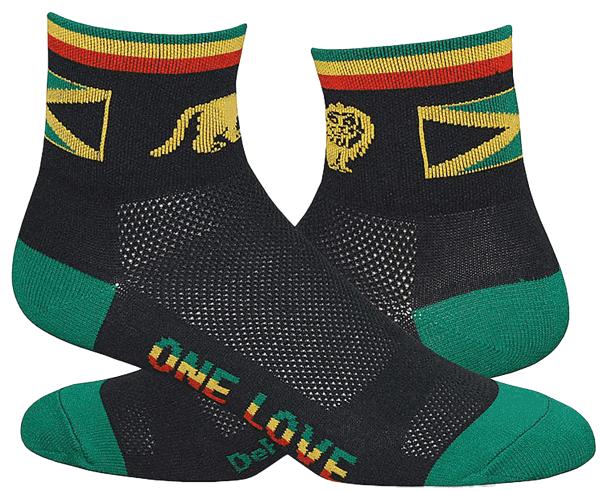 DeFeet Aireator One Love Socks