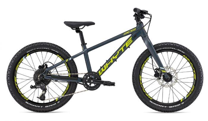 Whyte 203 V1 20-Inch Kids Bike-Midnight