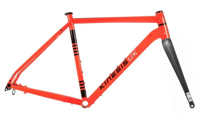 Kinesis Tripster AT Frameset with Columbus Fork
