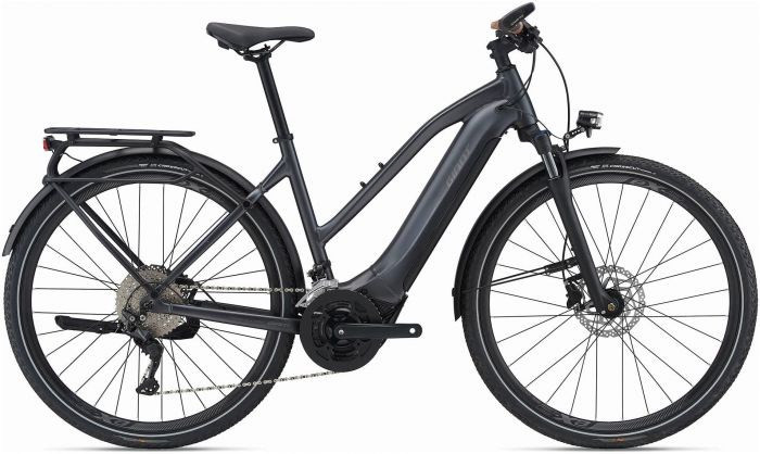 Giant Explore E+ 1 Stagger Frame 2021 Electric Bike