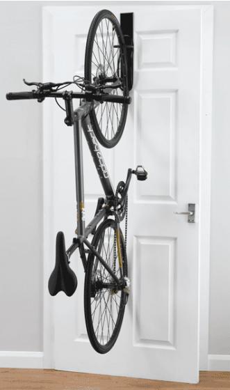 Gear Up Off The Door Single Bike Vertical Rack