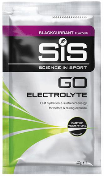 SIS Go Electrolyte Drink Powder Sachet Box of 18