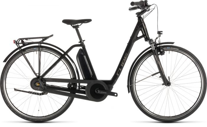 Cube Town Hybrid ONE 500 Easy-Entry 2019 Electric Bike