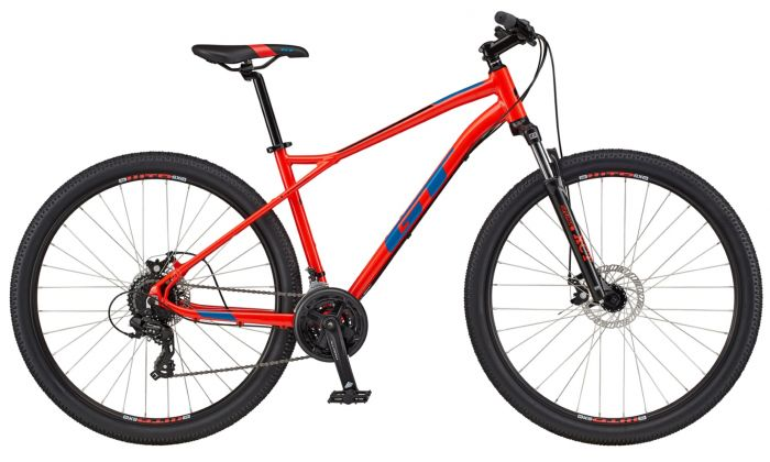 GT Aggressor Comp 2020 Bike - Red