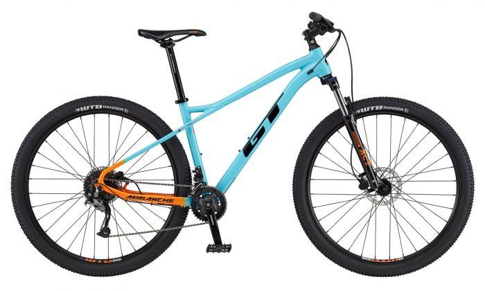 GT Avalanche Sport 2020 Bike - Aqua