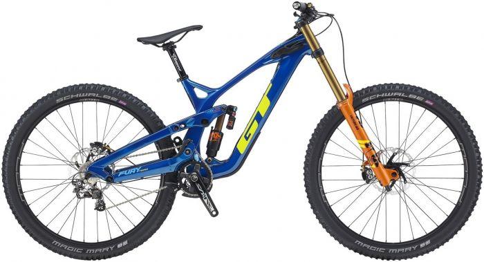 GT Fury Team 2020 Bike
