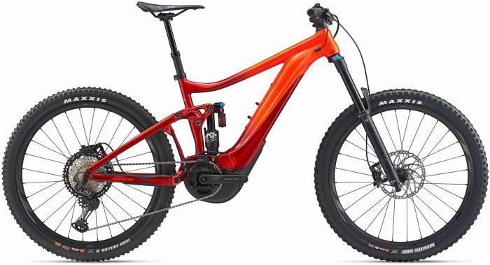Giant Reign E+ 1 Pro 2020 Electric Bike