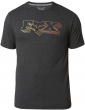 Fox Cosmic Fox Head Tech T-Shirt