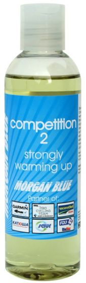 Morgan Blue Competition 2 Strongly Warming Up Oil