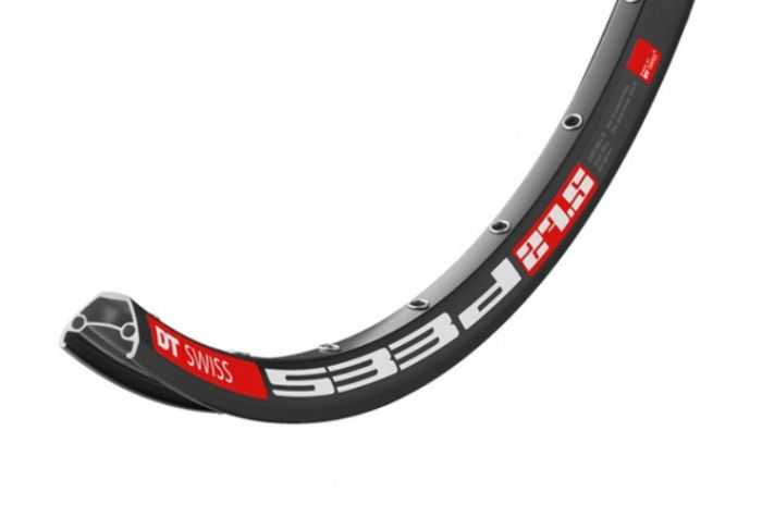 DT Swiss 533d 27.5-Inch Rim