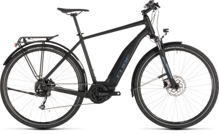 Cube Touring Hybrid ONE 400 2019 Electric Bike