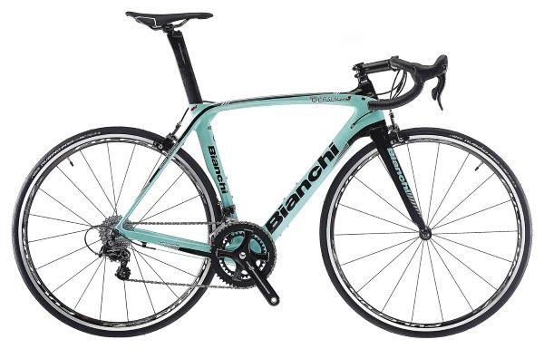Bianchi Oltre XR3 CV Potenza Compact 2019 Bike