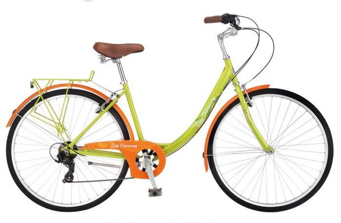 ProBike City Discovery Womens Bike