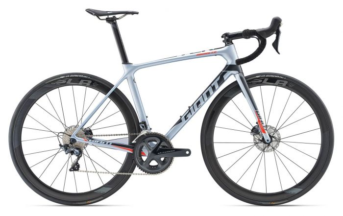 Giant TCR advanced 1 Pro Disc 2019 Bike