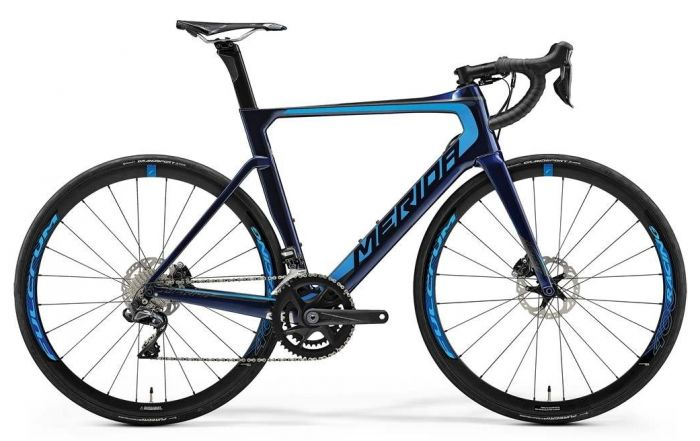 Merida Reacto Disc 7000-E 2018 Bike