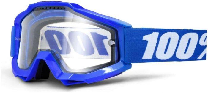 100% Accuri Enduro MTB Clear Lens Goggles