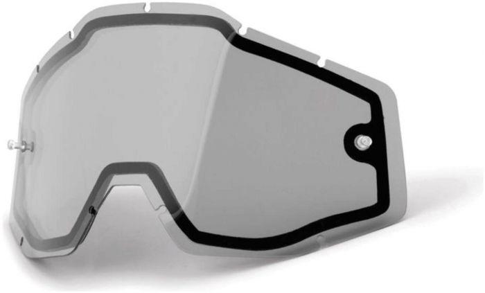 100% Accuri / Racecraft Strata Dual Lens