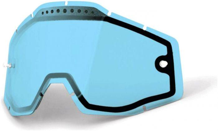 100% Accuri / Racecraft Strata Vented Dual Pane Lens