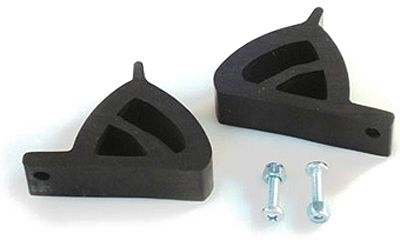Burley Cub Trailer Elastomer Suspension Kit