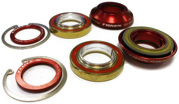 Token 24mm Spindle Tiramic Bearings BB30 Bottom Bracket