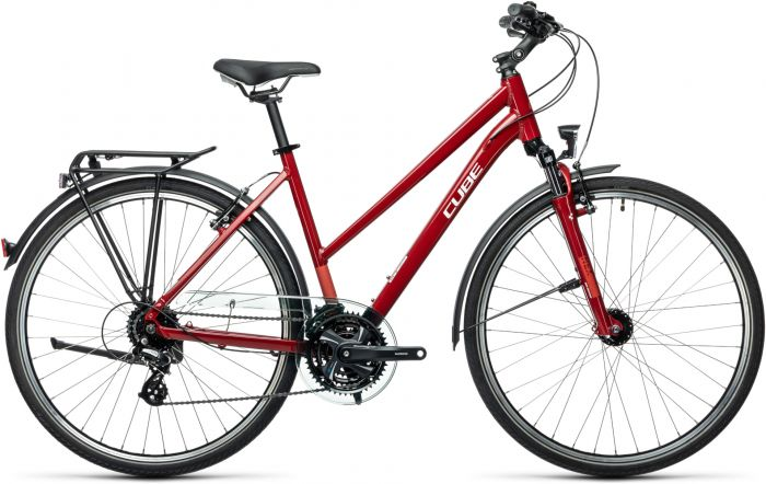 Cube Touring Trapeze 2021 Bike