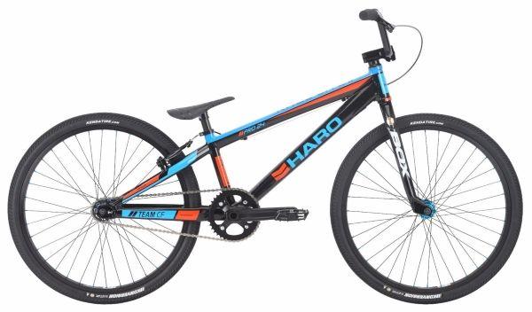 Haro Race Lite Pro 24 CF 24-Inch 2018 BMX Bike