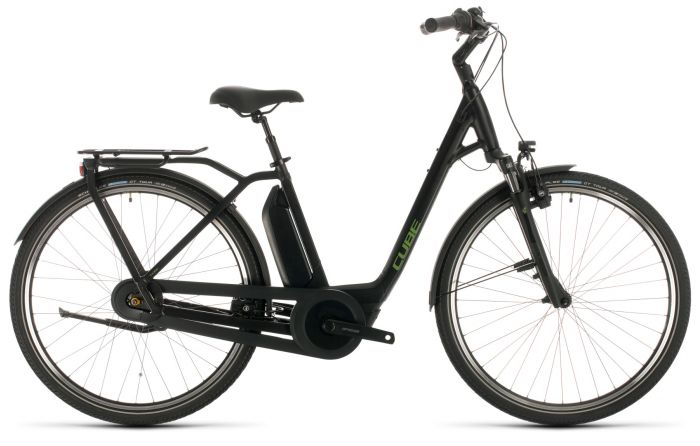 Cube Town Hybrid Pro 500 Step-Thru 2020 Electric Bike