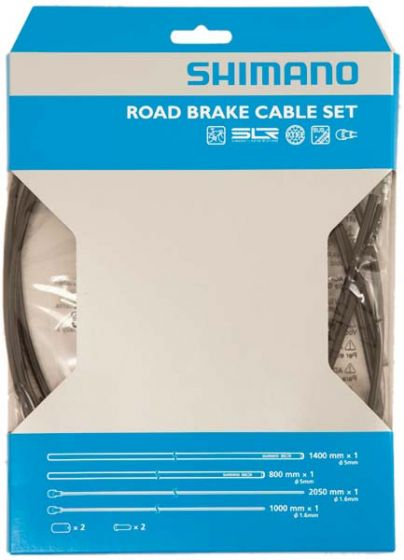 Shimano Dura-Ace Coloured Road Brake Cable Set