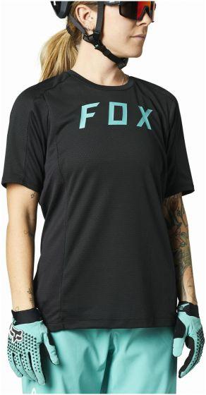Fox Defend Short Sleeve Womens Jersey