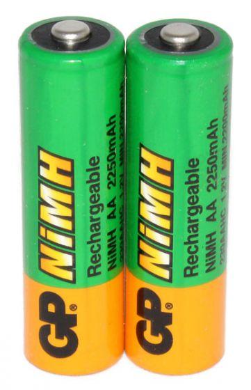 Cateye EL340RC NIMH Battery Set