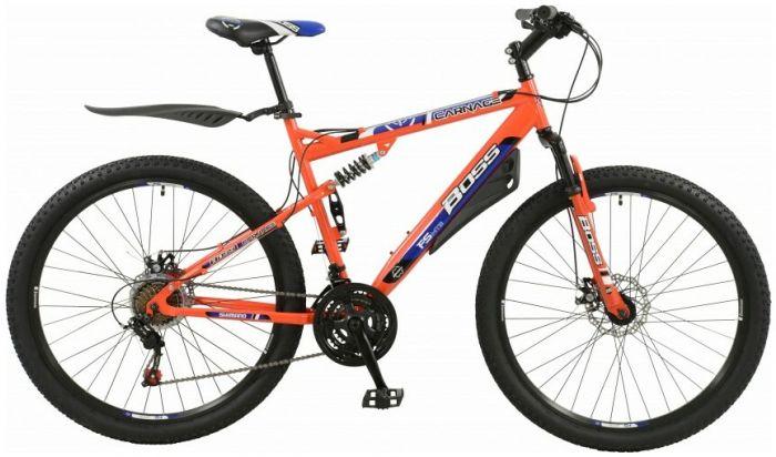Boss Carnage 2020 Bike