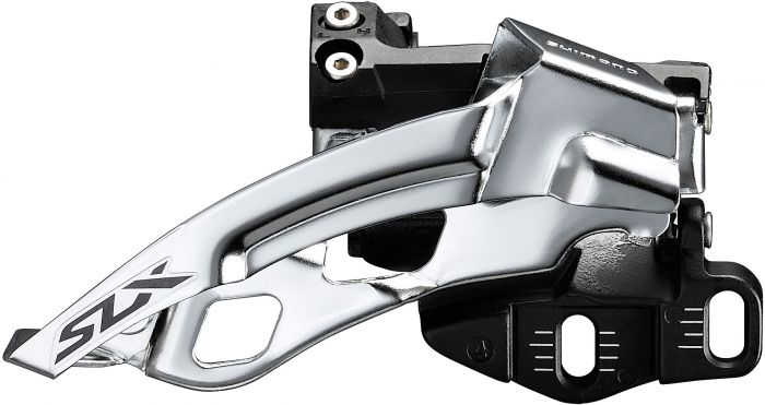 Shimano SLX M7005-E 10-Speed Triple Front Derailleur