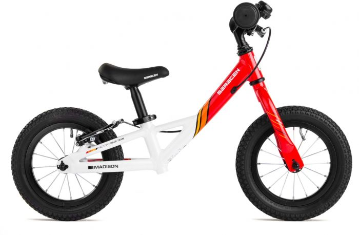 Saracen Freewheel Madison-Saracen Team 12-Inch Balance Bike