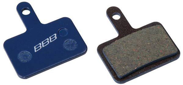 BBB BBS-52 DiscStop Organic Shimano/Tektro Disc Brake Pads