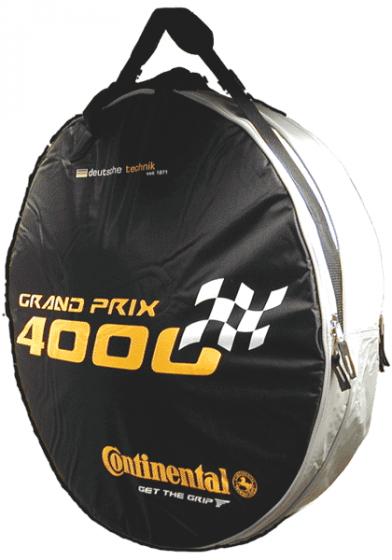 Continental Double Wheel Bag
