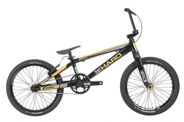 Haro Blackout XL Race 2019 BMX Bike