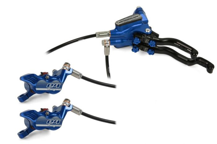 Hope Tech 3 Duo E4 Front and Rear Disc Brake
