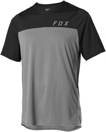 Fox Flexair Zip Short Jersey
