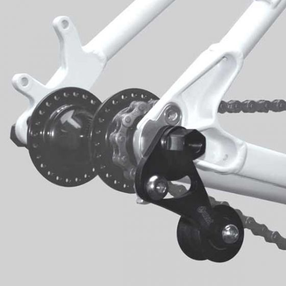 Gusset Bachelor Single-Speed Chain Tensioner