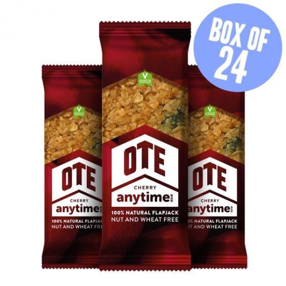 OTE Anytime Energy Snack Bars 24 x 62g