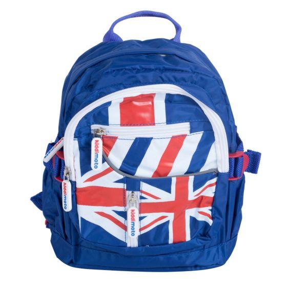Kiddimoto Small Backpack - Union Jack