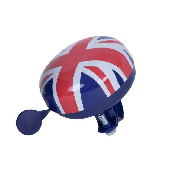 Kiddimoto Small Bell - Union Jack