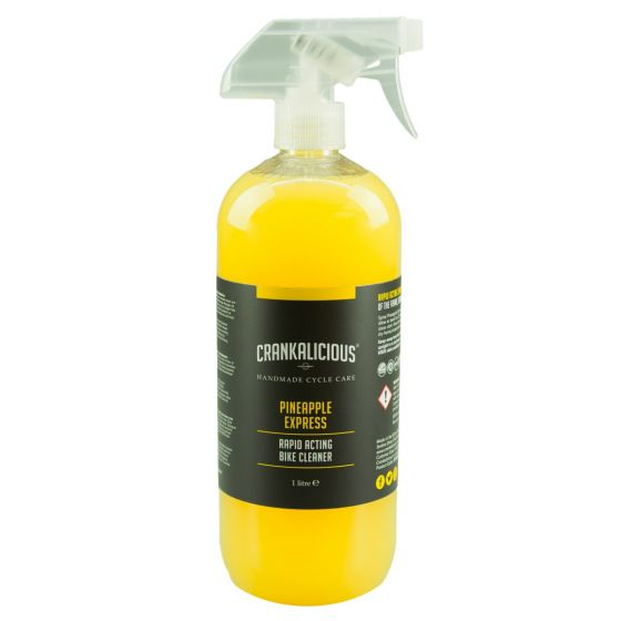Crankalicious Pineapple Express Rapid Acting Bike Cleaner - 1 Litre