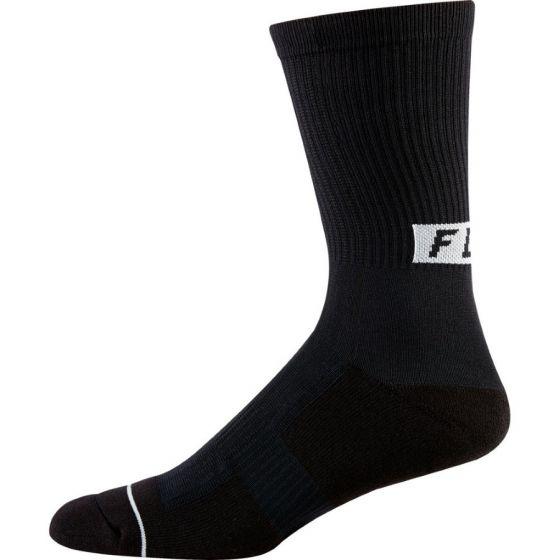 Fox 8-Inch Cushion Trail Socks