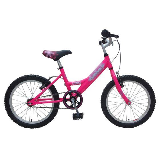 Dawes Lottie 18-Inch 2018 Girls Bike