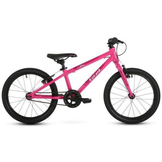 Forme Cubley 18-Inch 2020 Kids Bike-Pink