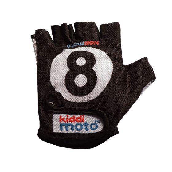 Kiddimoto Cycling Gloves - Eight Ball