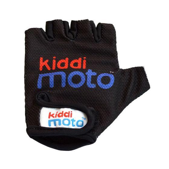 Kiddimoto Cycling Gloves - Black