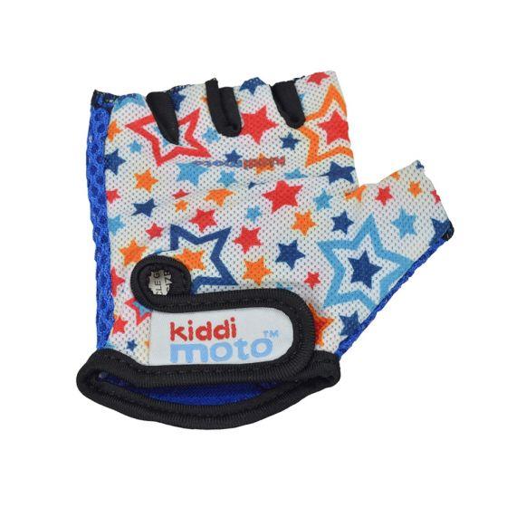 Kiddimoto Cycling Gloves - Stars