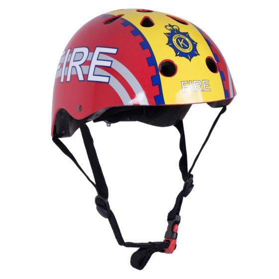 Kiddimoto Helmet - Fire